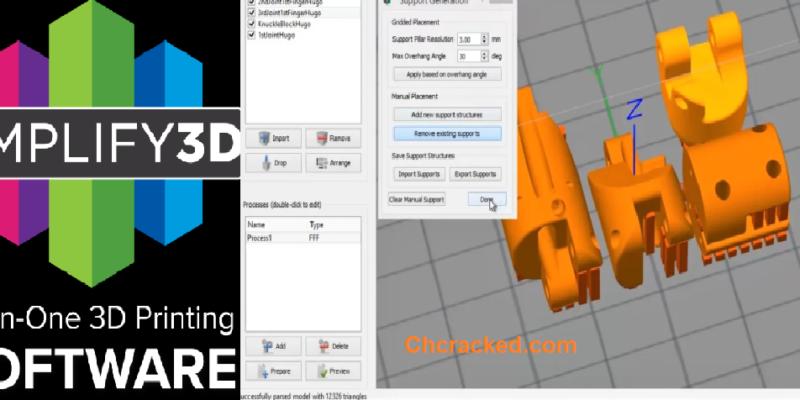 Simplify3D Keys