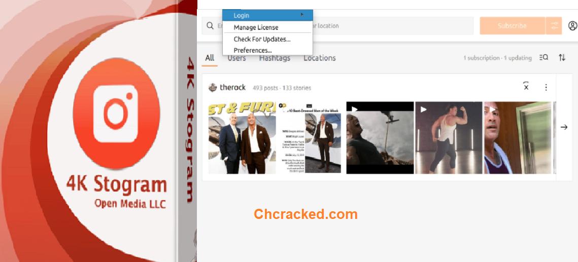 4K Stogram 3.0.7.3300 Full Crack Plus License Key Free Download