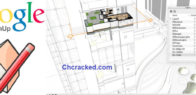 Google SketchUp Pro Keys