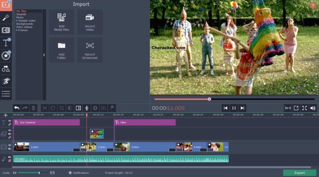 Movavi Video Suite Key