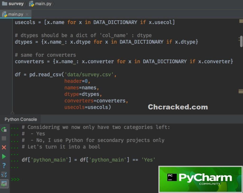 PYCharm Key