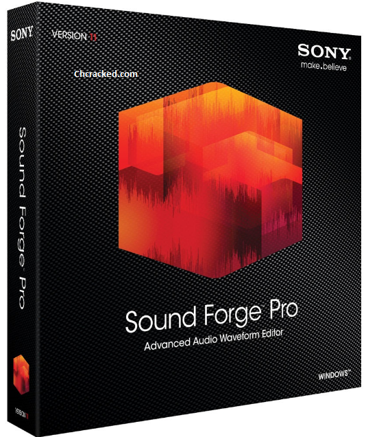 Sound Forge Crack