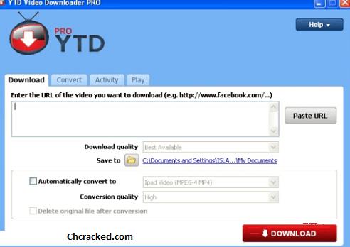 YTD Video Downloader Key