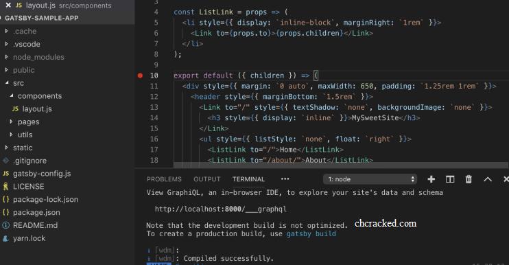 Visual Studio Code Key